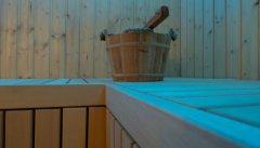 Saunakübel für Aufgüsse